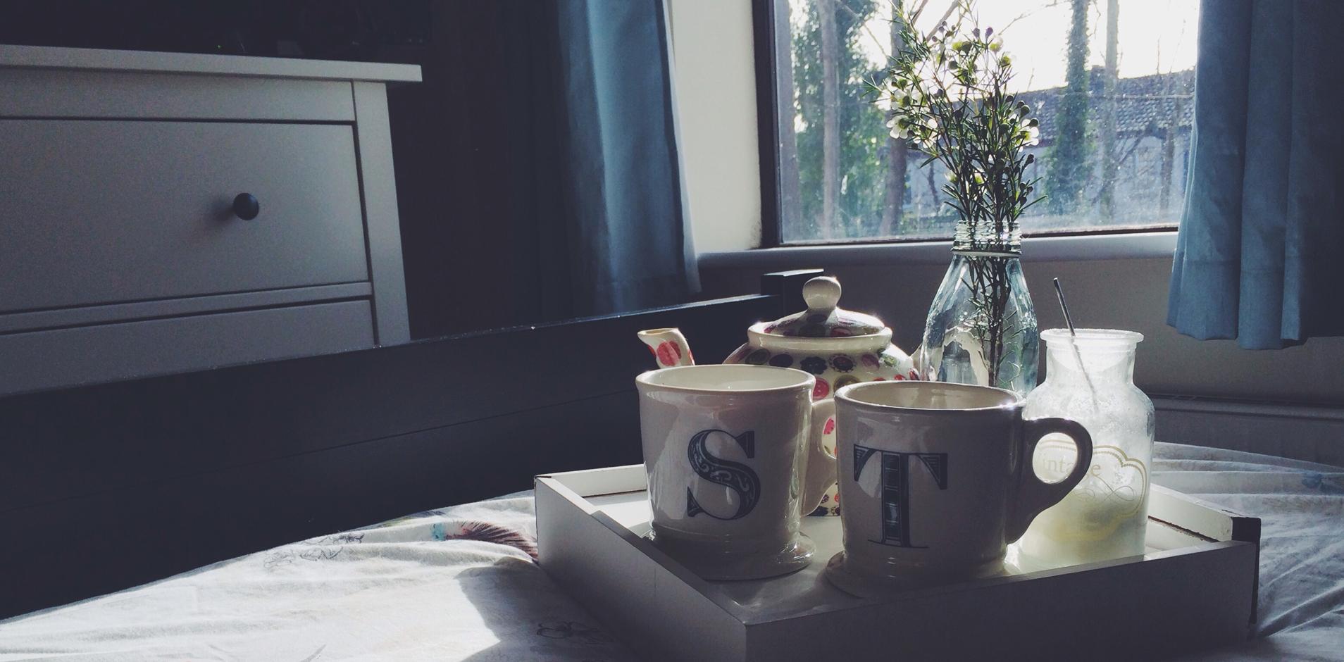 Sunday Morning Tea