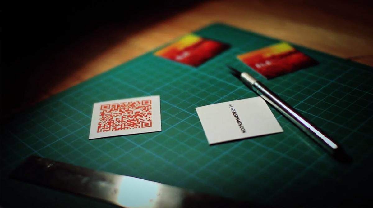 gig promotion cards
