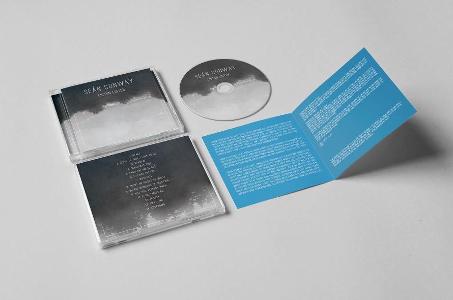 album art design taine king