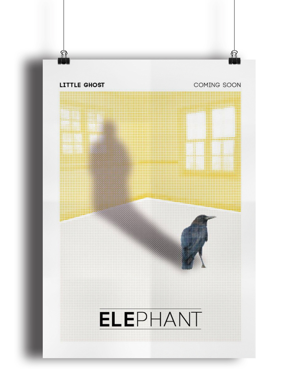 elephant little ghost